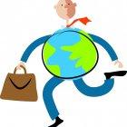 Załamanie globalnego biznesu